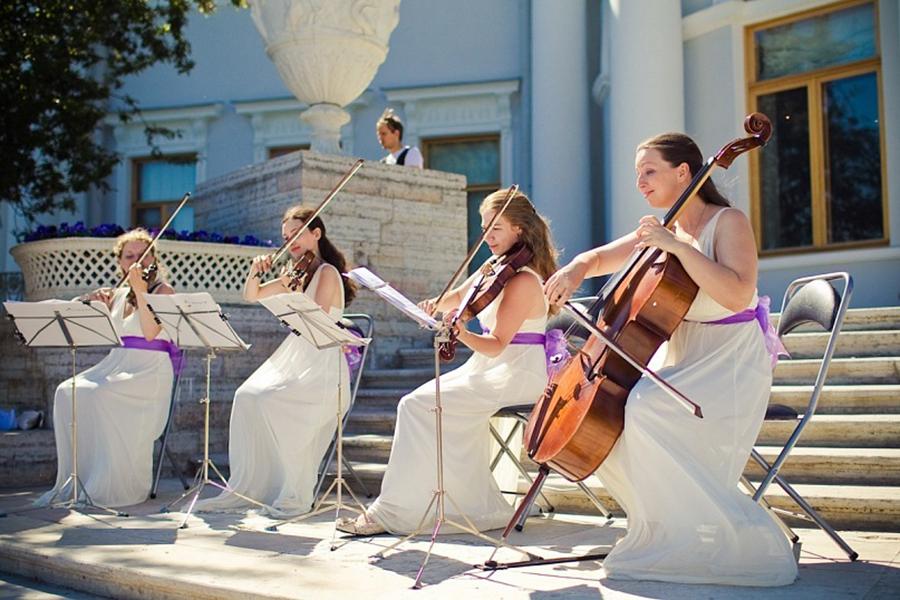 4 свадьбы музыкальные