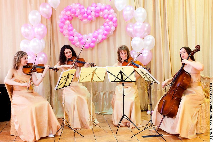 Музыкальное сопровождения на свадьбу для конкурса